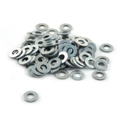 Standard Steel Washer - 8mm Pack of 100