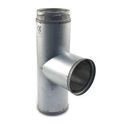 Schiedel B Vent Tee - 90° x 150mm