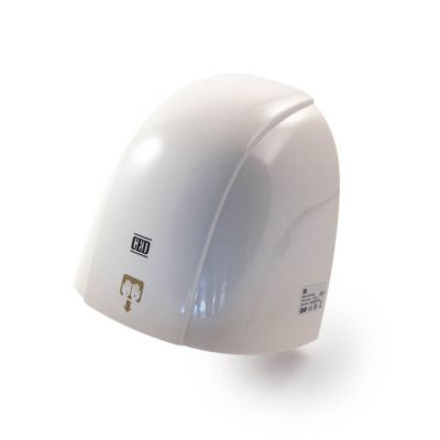 Automatic Hand Dryer - 1.8kW White