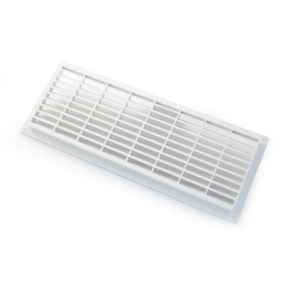 "Door Ventilator B251 - 15"" x 6"", White"