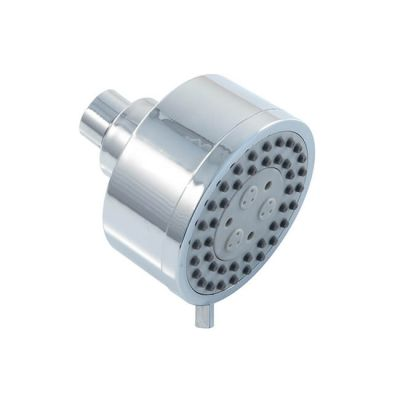 Base Multi Function Fixed Shower Head - 81mm dia. Chrome