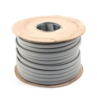BASEC 6242Y Twin & Earth Cable - 50m x 6mm² Grey