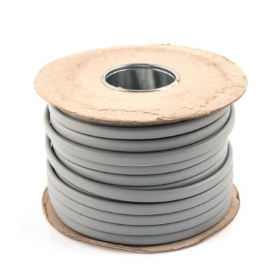 BASEC 6242Y Twin & Earth Cable - 100m x 6mm² Grey