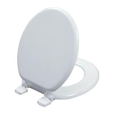 Celmac Paramount Toilet Seat - White