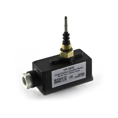 "Closed Position Indicator Switch 3/4"" & 1"" Valve"