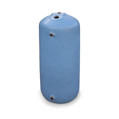 "Direct Stainless Steel Cylinder 48"" x 18"", 160 Litres"