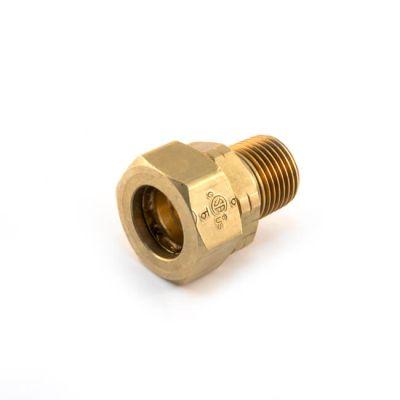 "Gastite Male Coupler Adaptor - DN40 x 1.1/2"" BSP TM"
