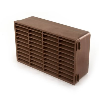 Domus Double Airbrick - Brown