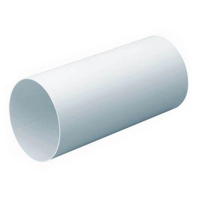 Domus EasiPipe 100 Rigid Ducting - 1m x 100mm