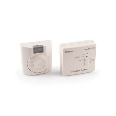 Drayton Digistat+RF Wireless Digistat Room Thermostat
