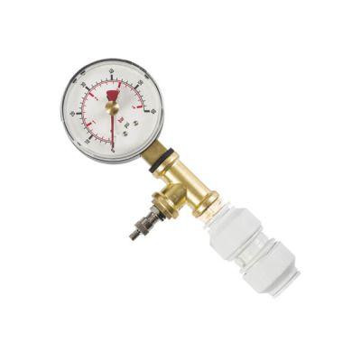 Dry Pressure Test Gauge