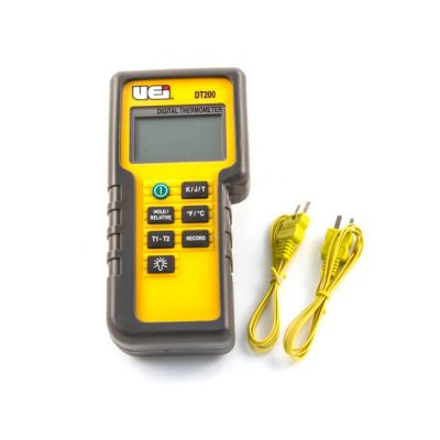 DT 200 Differential Digital Thermometer