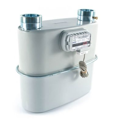 G16P Diaphragm Gas Meter - 25m³/hr