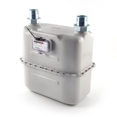 G25P Diaphragm Gas Meter - 40m³/hr