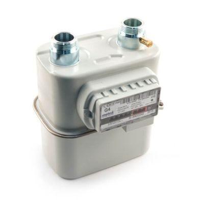 G4 Diaphragm Gas Meter – 6m³/hr