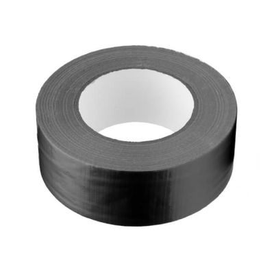 General Purpose Cloth Tape - 50mm x 4.6m Black