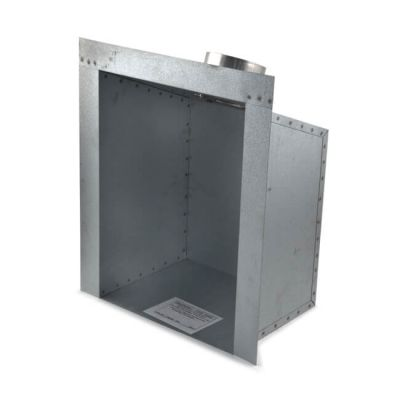 Schiedel GF Angled Flue Box for Gas Fires
