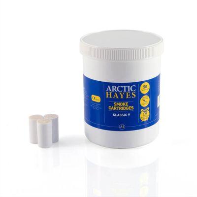 Hayes UK 9g White Smoke Pellets - Tub of 50