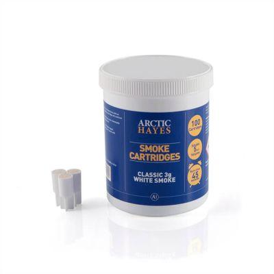 Hayes UK 3g White Smoke Pellets - Tub of 100