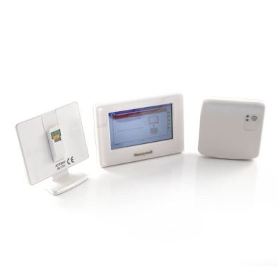 Honeywell Home Evohome ATP921R3100 Wi-Fi Thermostat Pack
