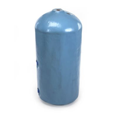 Indirect Copper Cylinder 1050 x 400mm, 114 Litres