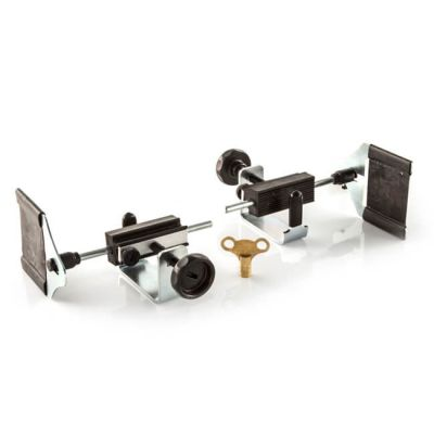 IsoRad Radiator Clamp Set