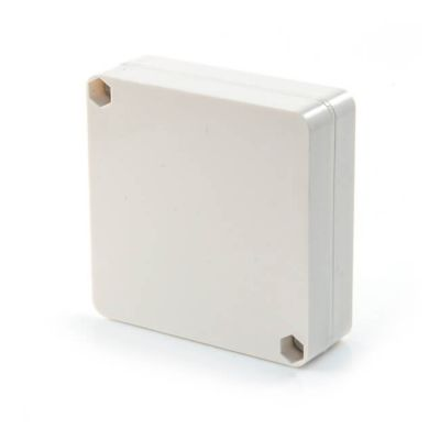 Junction Box - 10A, 6 Way, White