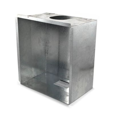 Schiedel Large Flue Box for Back Boilers