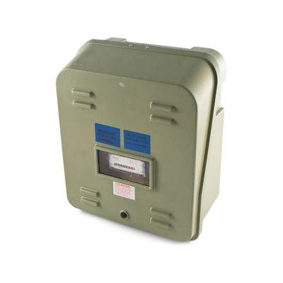 LPG Caravan Meter Box Assembly