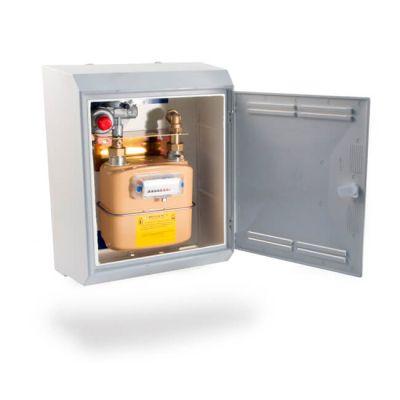 LPG Meter Box Assembly