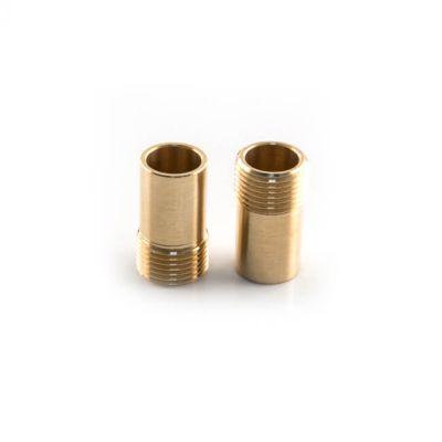 """Monobloc Tap Adaptor, Pair - 3/8"""" BSP PM x 15mm"""