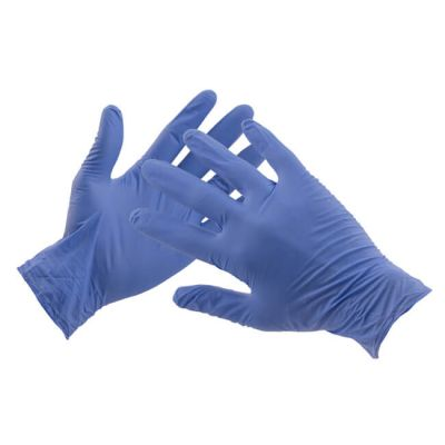 Nitrile Gloves - (Large) Pack of 100