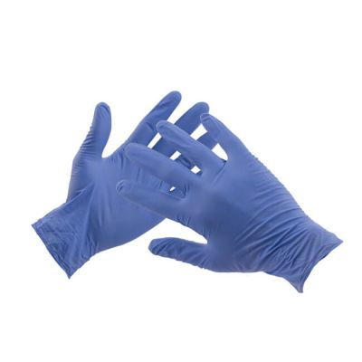 Nitrile Gloves - (X Large) Pack of 100