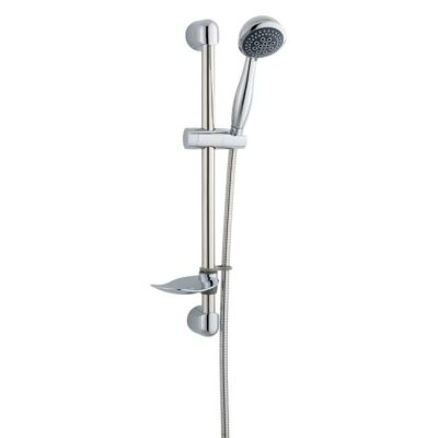 Oracle Shower Riser - Chrome Finish