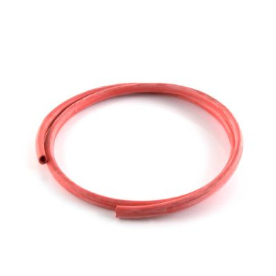 Manometer Testing Hose Red Low Pressure - 6.3mm