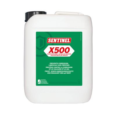Sentinel X500 Inhibited Anti-Freeze - 5 Litres