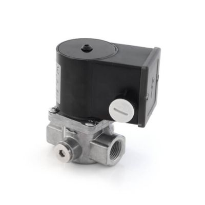 Solenoid Gas Safety Shut Off Valve - 1/2""