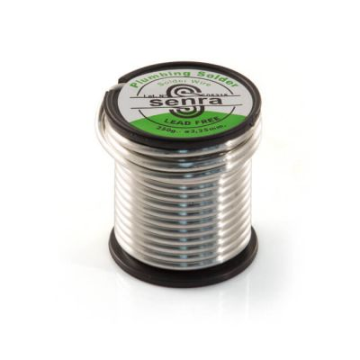 Solder Lead Free Solid - 500g