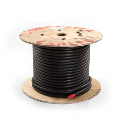 Armoured Cable 3 Core - 6mm² x 50m Black