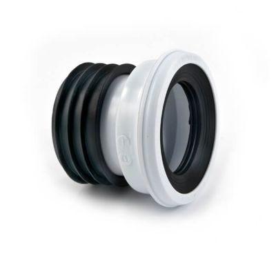 Kwickfit Straight Toilet Pan Connector