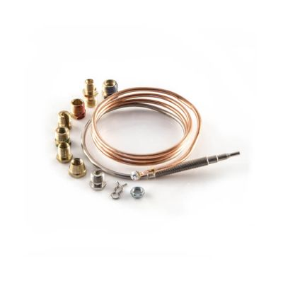Super Universal Thermocouple Kit - 900mm Nickel Plated