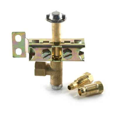Pilot Burner Three-way Side - 4mm or 6mm