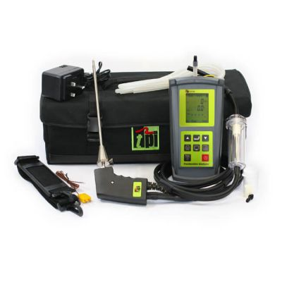 TPI 717R Flue Gas Combustion Efficiency Analyser Kit