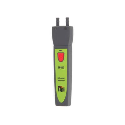 TPI SP620 Smart Probe Dual Input Manometer