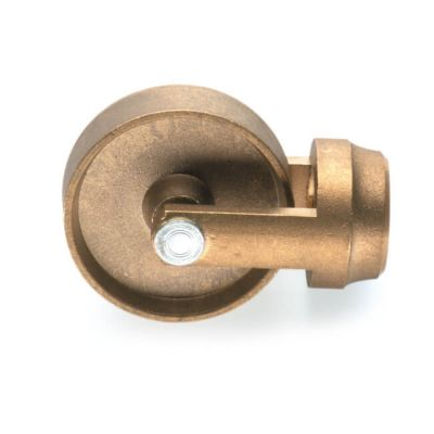 Universal Drain Rod Metal Clearing Wheel