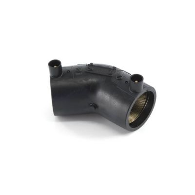 Universal Electrofusion 45° Elbow - 90mm
