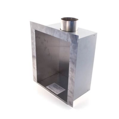 Schiedel VRV Twin Wall Flue Box for Gas Fires