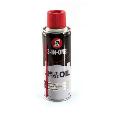 3-In-One Aerosol Oil Spray - 200ml