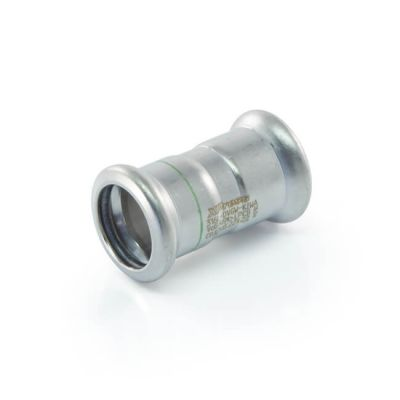 Xpress Stainless Straight Connector - 15mm