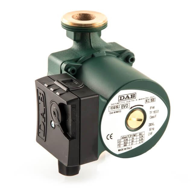 DAB VS65/150B Bronze Hot Water Circulator Pump